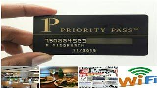 Priority Pass | Plaza Premium Lounge | New Delhi, Domestic Airport