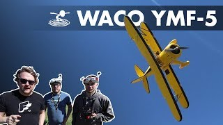 Mid-Air collision with the Waco YMF-5 - Video Youtube