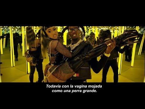 Offset - Clout ft. Cardi B (Subtitulada en Español)