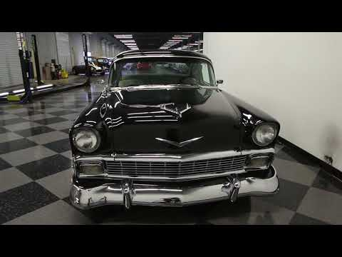 Video of Classic 1956 Chevrolet 210 - $47,995.00 Offered by Streetside Classics - Tampa - MAD9