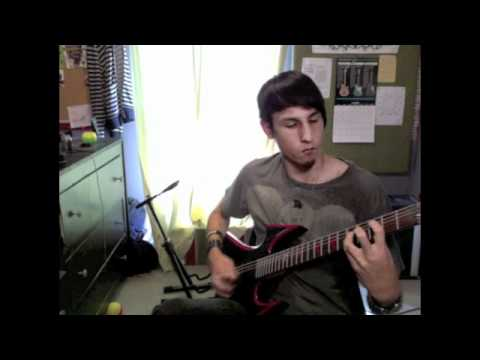 Ryan Whitaker - Was It Worth It? Cover (Children of Bodom) Full Song + Solo