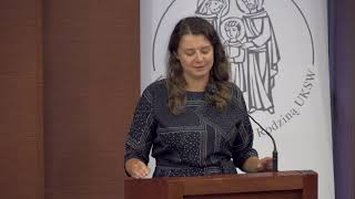 """Wprowadzenie do konferencji """"Rodzina a prawa dziecka i ich ochrona"""""""