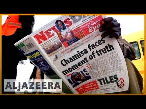 🇿🇼 Zimbabwe court to decide over president's disputed election win   Al Jazeera English