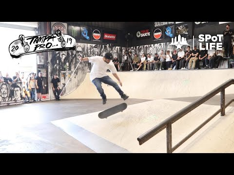Tampa Pro 2019: Qualifiers – Ishod Wair, Paul Rodriguez, Eric Koston – SPoT Life