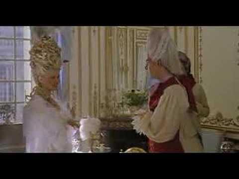 Video trailer för Marie Antoinette trailer