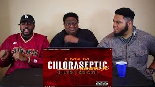 Eminem - Chloraseptic (Remix) ft. 2 Chainz & Phresher - REACTION