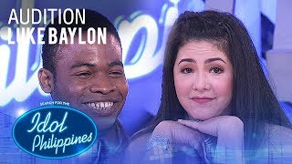 Luke Baylon - If I Ain't Got You | Idol Philippines 2019 Auditions