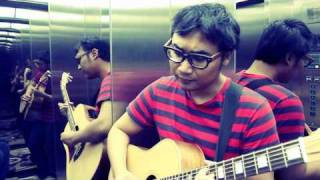 Adhitia Sofyan - Blue Sky Collapse (Elevator session)