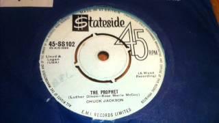 The Prophet   Ed Bruce  UK Stateside mis press