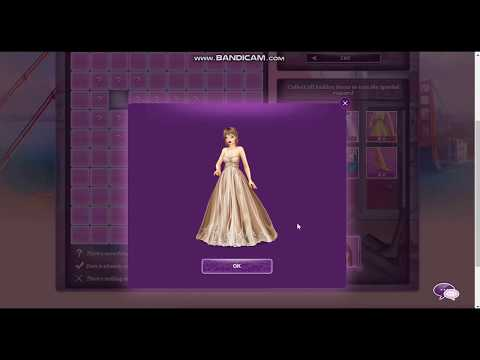 Lady Popular Barbie World Teleport Event Fourth Room Items .