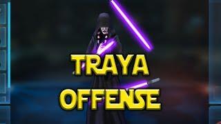 Traya G12 On Offense | Star Wars: Galaxy Of Heroes - SWGOH
