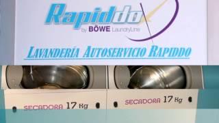 preview picture of video 'Lavandería Autoservicio Rapiddo en Mislata (Valencia)'