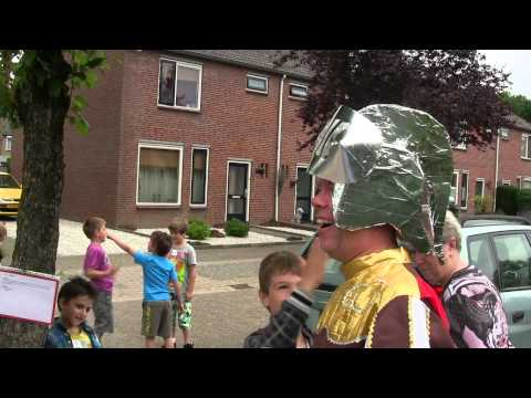 Sint Anthonis laatste schooldag 2012