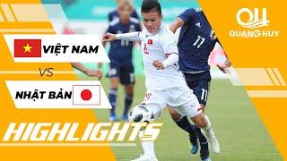 highlights asiad 2018 việt nam 1 0 nhật bản châu á rúng động với bàn thắng của việt nam thắng nhật bản