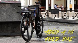 Adiós A Mi Fixed Bike - Podcast Aventuras Sobre Dos Ruedas - Ep. 103