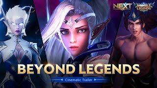 Beyond Legends   Project NEXT Cinematic Trailer   Mobile Legends: Bang Bang