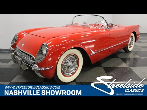 Video of Classic '54 Corvette - MO3P