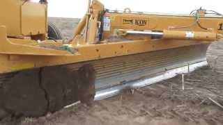 Landoll Icon 1632 RS Grader/Box Scraper