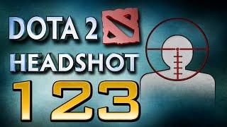 Dota 2 Headshot - Ep. 123