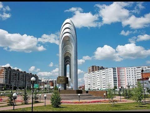 Любимый город!!! В честь предстоящего дня города Альметьевск!!!