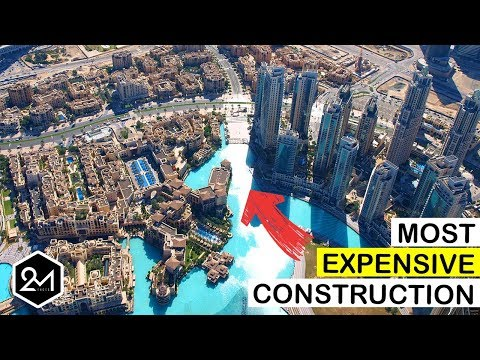 10 Most Expensive Construction Projects in the World 2018