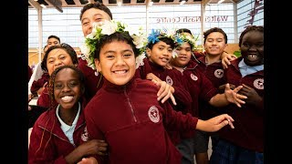 Poly Odyssey – a journey to Pasifika wellbeing through strengthened identity