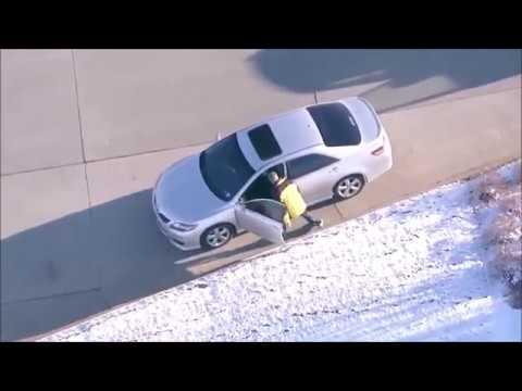 Cuphead Car Chase
