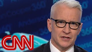 Anderson Cooper: The House sent Trump a message