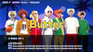 BTS (방탄소년단) 'Butter' in 노래방