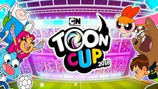 Toon Cup 2018 - Cartoon Network's Football Game Android/iOS ᴴᴰ