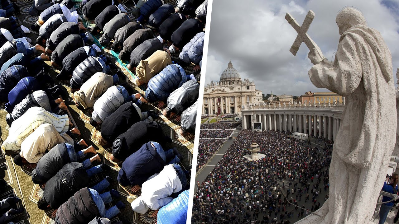 Islam Could Overtake Christianity Globally By 2070 thumbnail