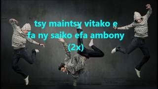 Agrad & skaiz et Jyunii _ Aleoko Mandihy (Lyrics)