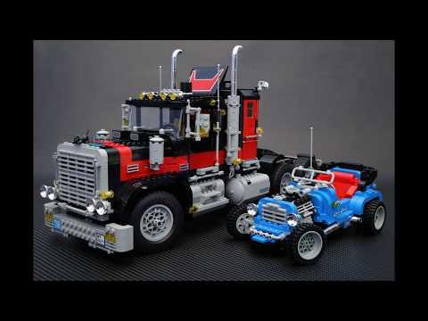 Lego 5571 Black Cat Power Functions Gegessen Video Free