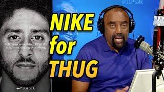 Nike Promotes Kneeling THUG Colin Kaepernick for #JustDoIt Campaign