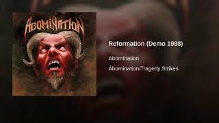 Reformation (Demo 1988)