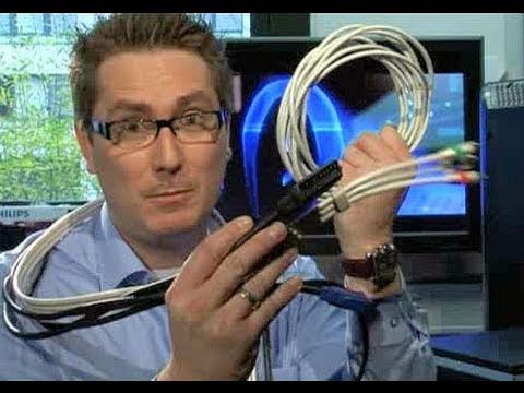 TV anstecken & verkabeln ganz einfach | CHIP