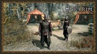 TES 5: Skyrim #Dawnguard - Роскошная Вампирская броня.(Броня Вампирской знати)