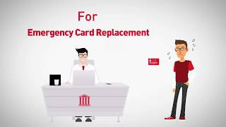 Instant Issuance, your credit or debit card issued on the spot