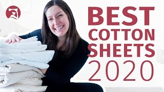 Best Cotton Sheets 2020 - The Best Of The Best!