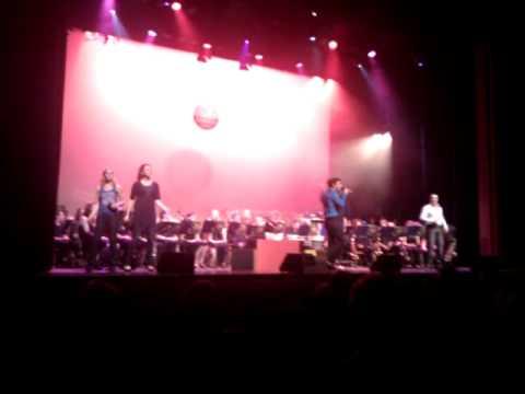Vierdaagse orkest 2010 - Marco Borsato Medley