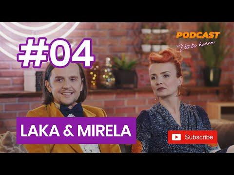 Podcast - Da Ti Kažem - Laka & Mirela - #04