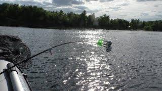 Рыбалка в саратове на волге летом