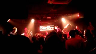 Dog Fashion Disco - Valley Girl Ventriloquist 7/9/14 live @ Barfly