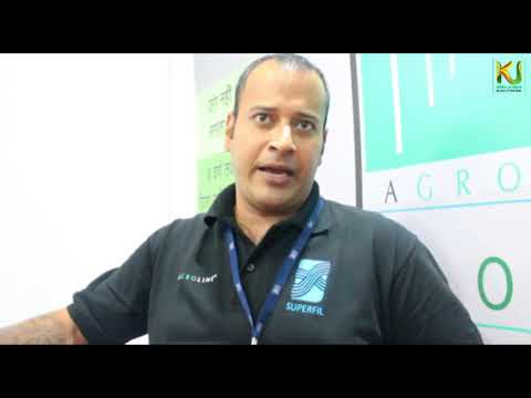 Interview :- Suraj Narayan // Agro-Business Development // Superfil Products Ltd. // Krishi Jagran