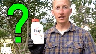 Will Roundup Kill A Tree?