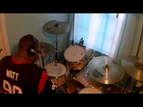 James Hall & Worship and Praise - God Wants A Yes (Drum Cover)