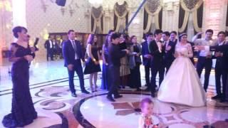 Нурлан Алимжанов и Айгул Иманбаева зажигают!  Это супер свадьба 2016