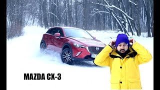 Перший Тест: Mazda CX-3