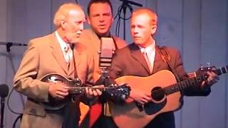"Doyle Lawson and Quicksilver ""Calling From Heaven"" 7/17/03 Grey Fox Bluegrass Festival"