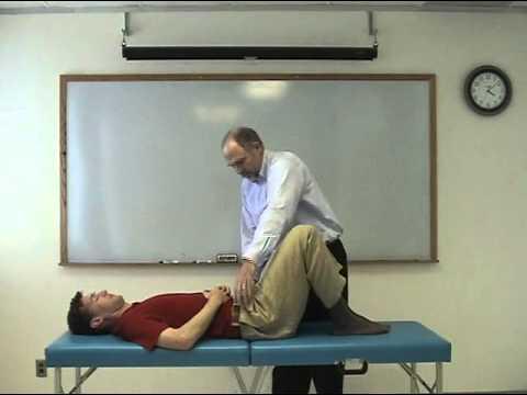 Osteochondrose Behandlung dorsopathies